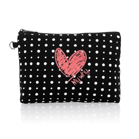 Thirty One Bags Nwt 31 Thirtyone Mini Zipper Pouch Wmonogram